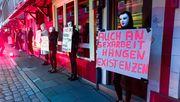 Prostituierte in Hamburg fordern Öffnung der Bordelle