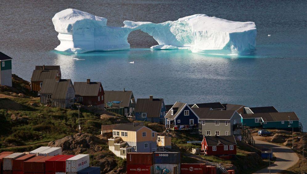 Ölsuche vor Grönland: Bohren in der Arktis