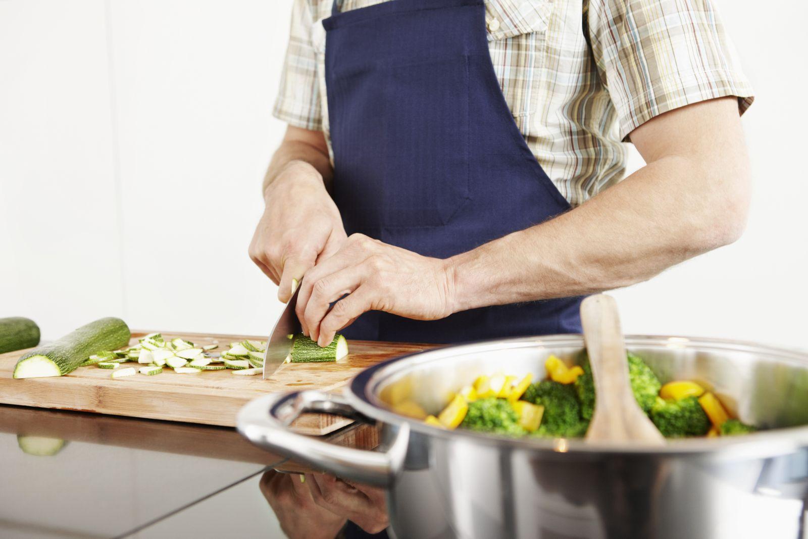 NICHT MEHR VERWENDEN! - Kochen / Gemüse / Koch / Haushalt