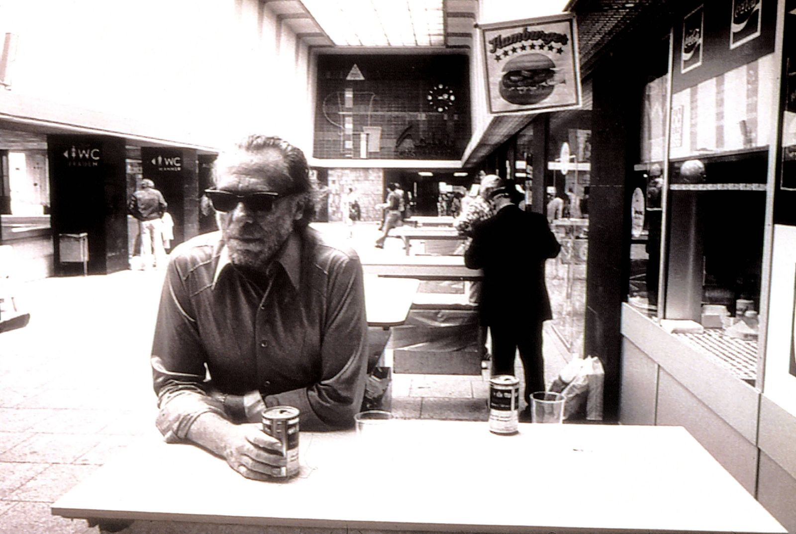 BUKOWSKI: BORN INTO THIS, Charles Bukowski, 2004, (c) Magnolia Pictures/courtesy Everett Collection Magnolia Pictures/C
