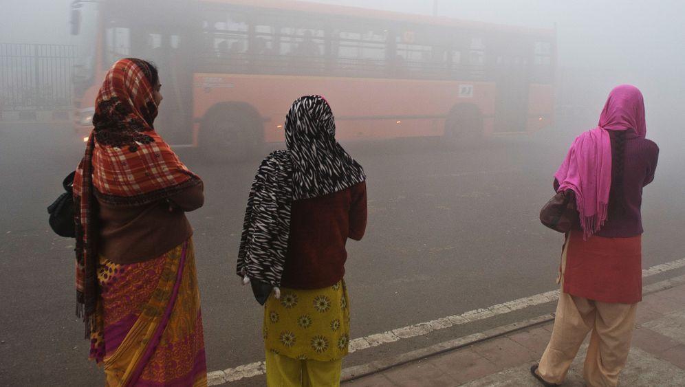 Smog: Neu-Delhi im Staubdunst