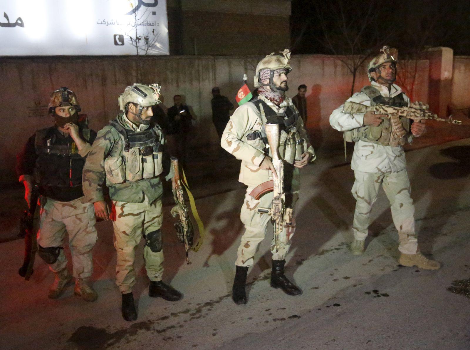Afghanistan Anschlag