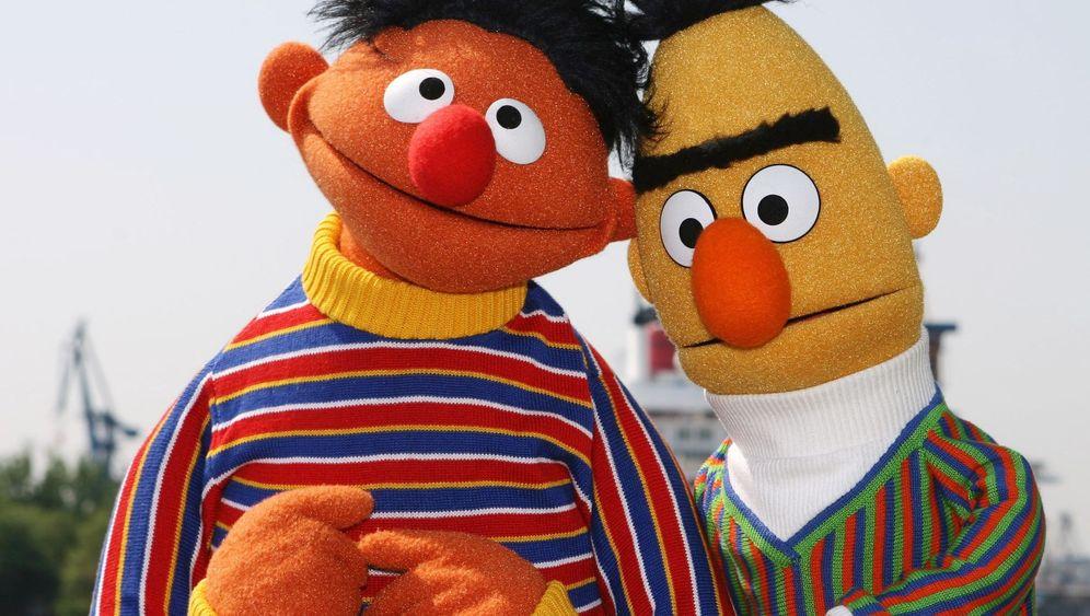 """Ernie und Bert: """"Sie haben keine sexuelle Ausrichtung"""""""