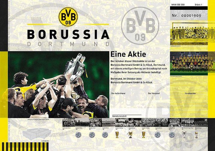 BVB-Aktie (Archiv)