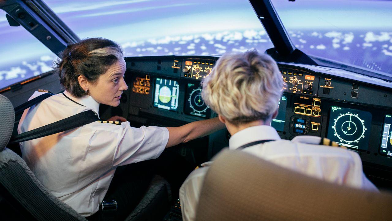 Flugausbildung: Lufthansa verlegt Trainingsflüge von Bremen nach Rostock - DER SPIEGEL