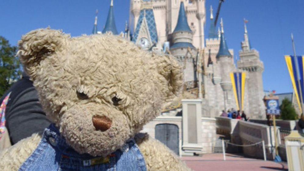 Verlorenes Kuscheltier: Die rührende Geschichte von Toby, dem Teddybären