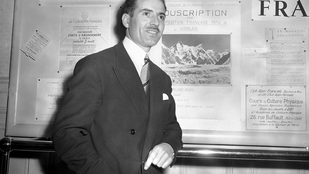 Maurice Herzog: Auf dem Gipfel des Annapurna