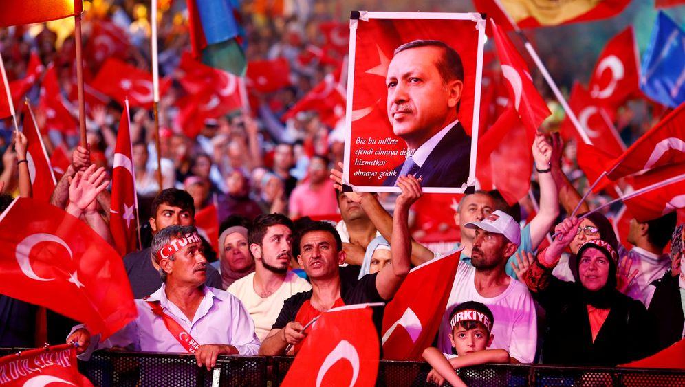 """Türkei: """"Wir lassen uns nicht einschüchtern"""""""