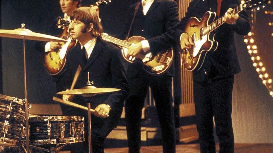 Popband Beatles(*)