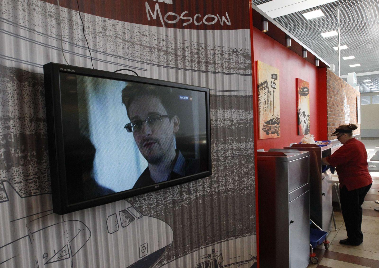 Snowden/ Screen Moskau