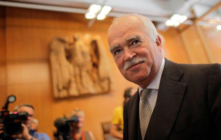 Der CSU-Politiker Peter Gauweiler