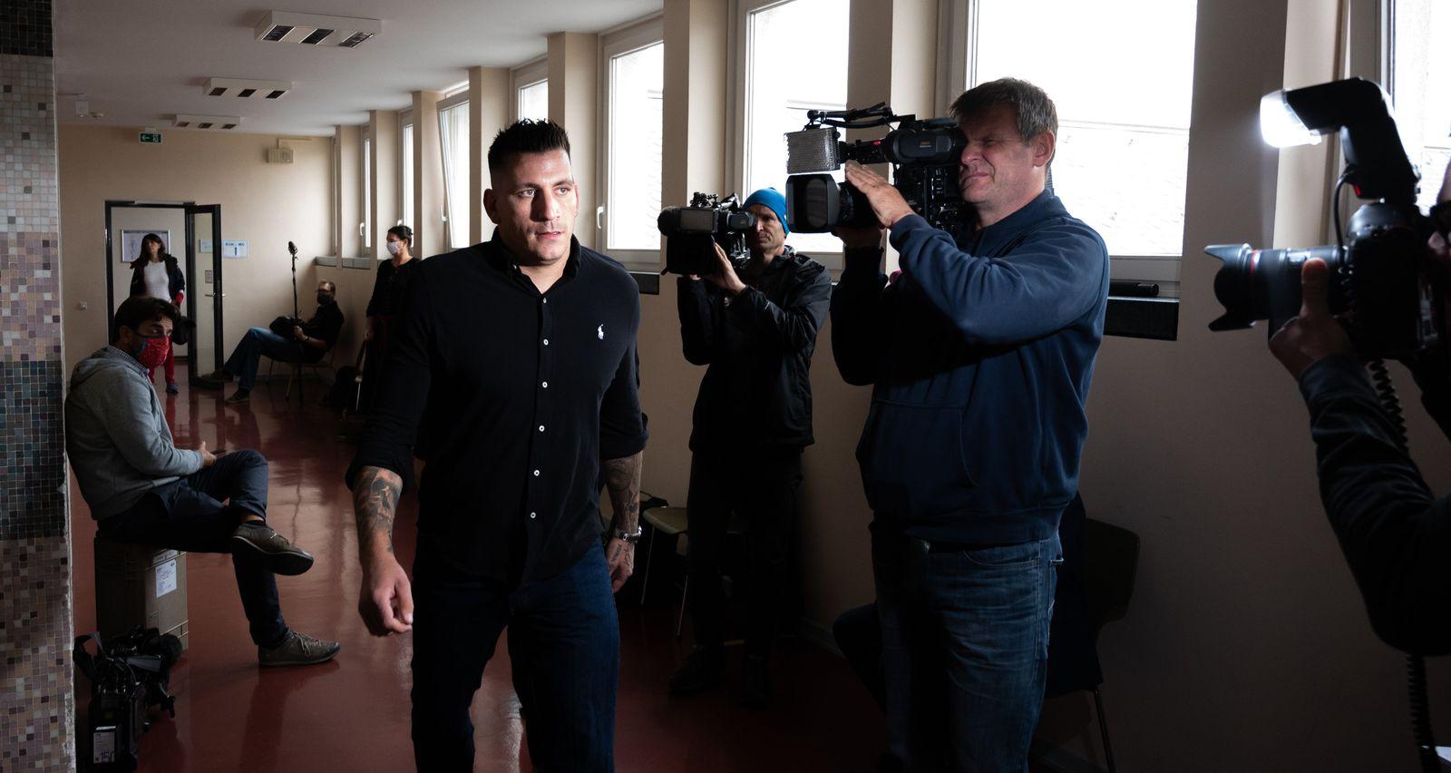 Fortsetzung Prozess gegen Rapper Gzuz