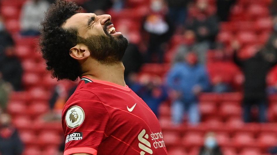 Mo Salah vom FC Liverpool: Sein Verein wollte in die Super League