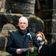 Bürgermeister kämpft bei seiner Rede mit den Tränen