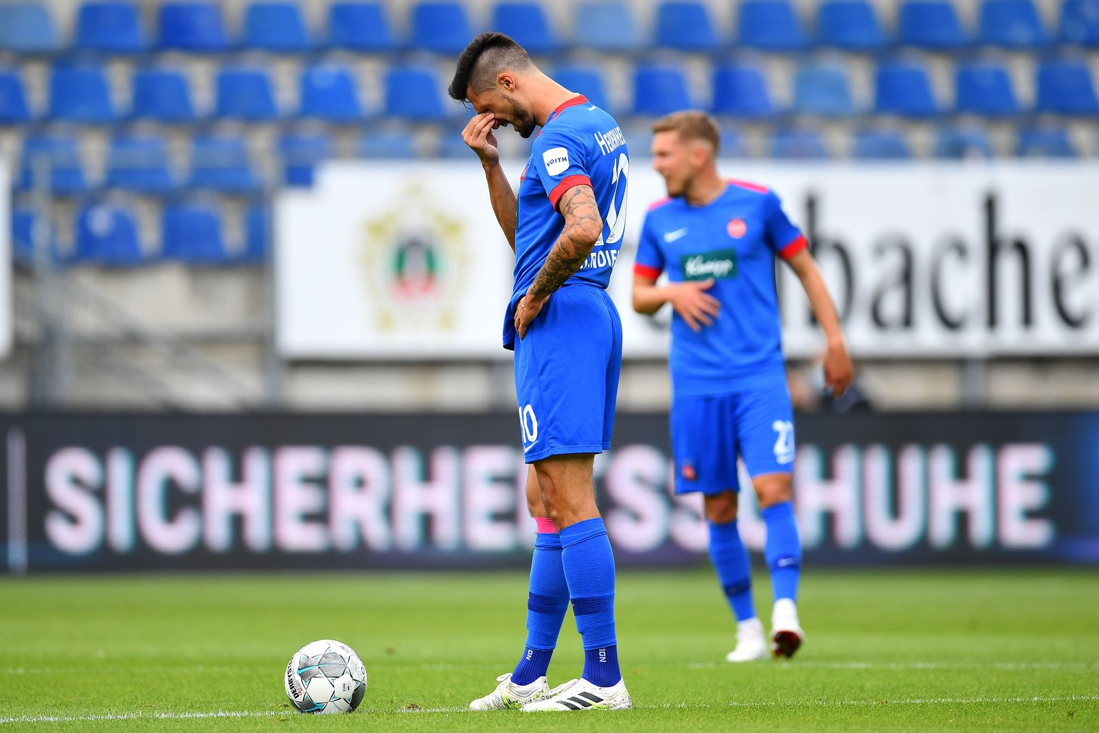 DSC Arminia Bielefeld v 1. FC Heidenheim 1846 - Second Bundesliga