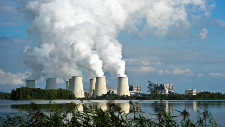 Braunkohlekraftwerk in Jänschwalde: Kampf ums Klima