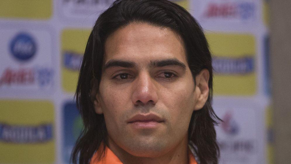 Kolumbiens Superstar Falcao: Aus für den Nationalhelden