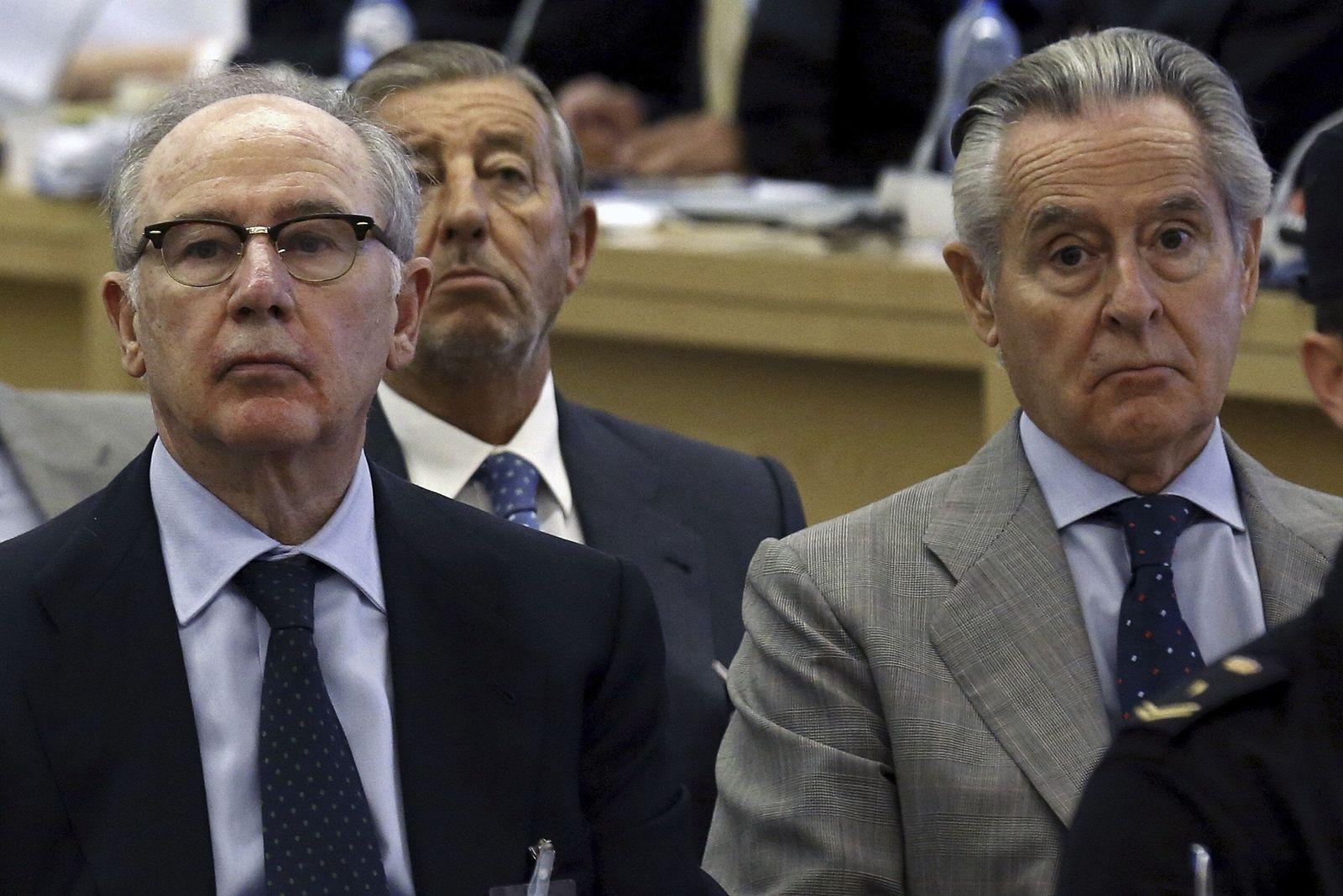 Spain Ex IMF Chief