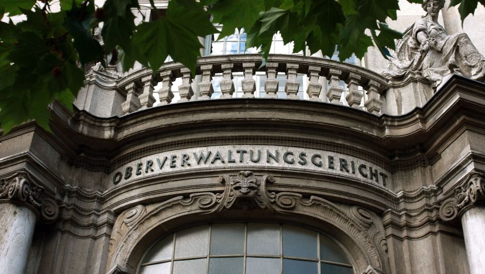 Oberverwaltungsgericht Berlin-Brandenburg (Archiv)