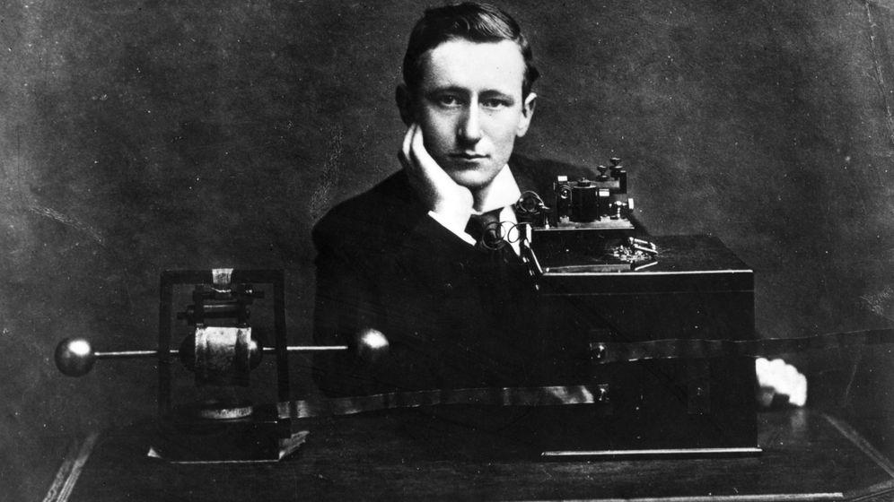 Funk-Pionier Marconi: Drahtlos ratlos