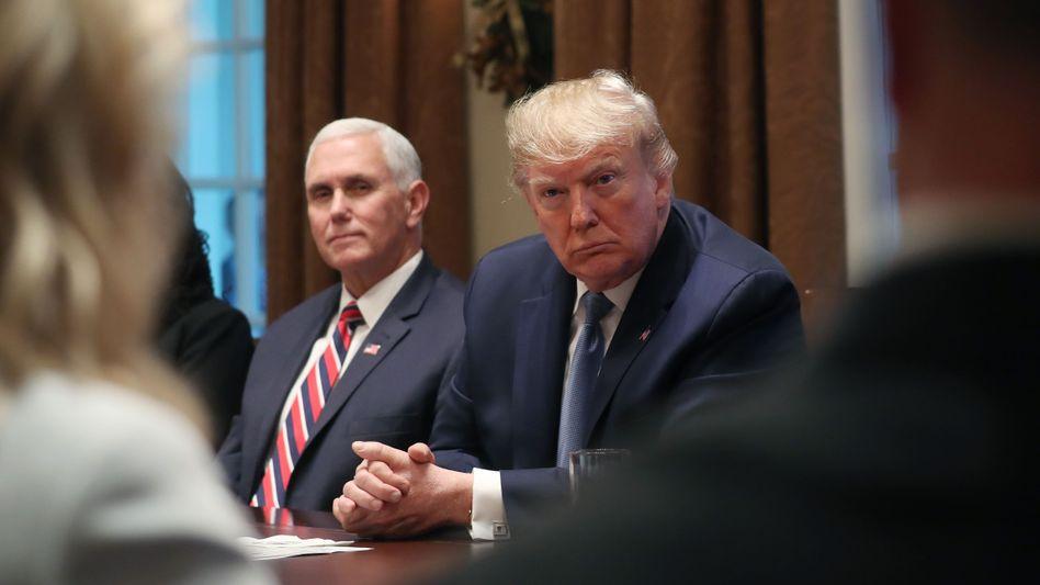 Donald Trump: Zick-Zack-Kurs im Umgang mit Nordkorea
