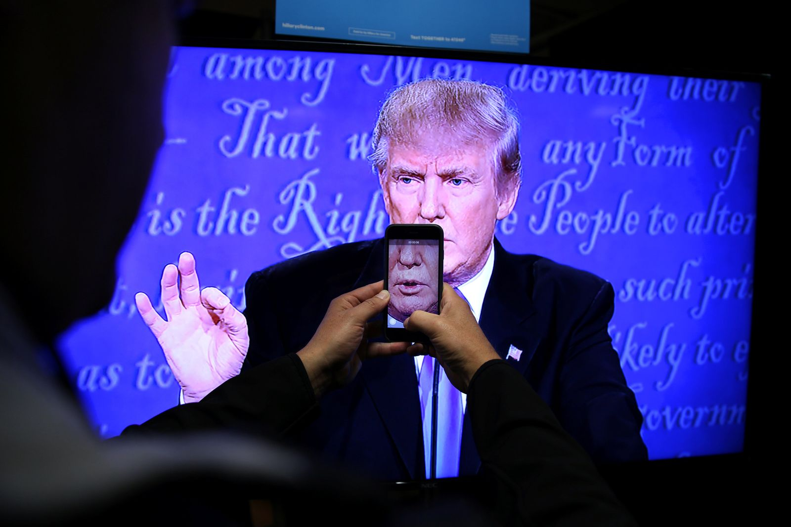 Trump / TV-Debatte