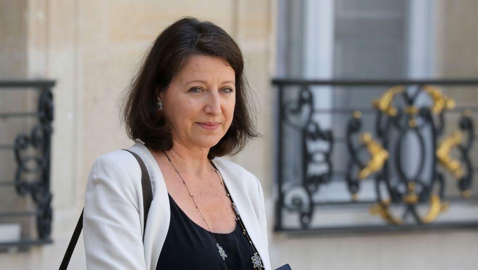 """Gesundheitsministerin Agnès Buzyn: """"Man erzieht nicht durch Furcht"""""""