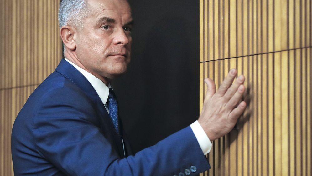 """Wahlen in Moldau: """"Alle wollen Plahotniuc loswerden"""""""