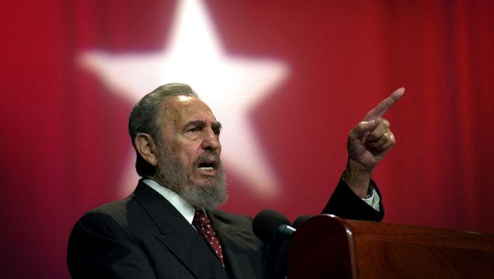 Ein Leben in Bildern: Mythos Fidel Castro