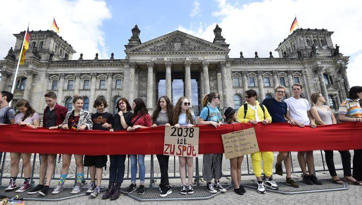 """""""Fridays for Future"""": Jugendliche, die einfach nicht müde werden"""