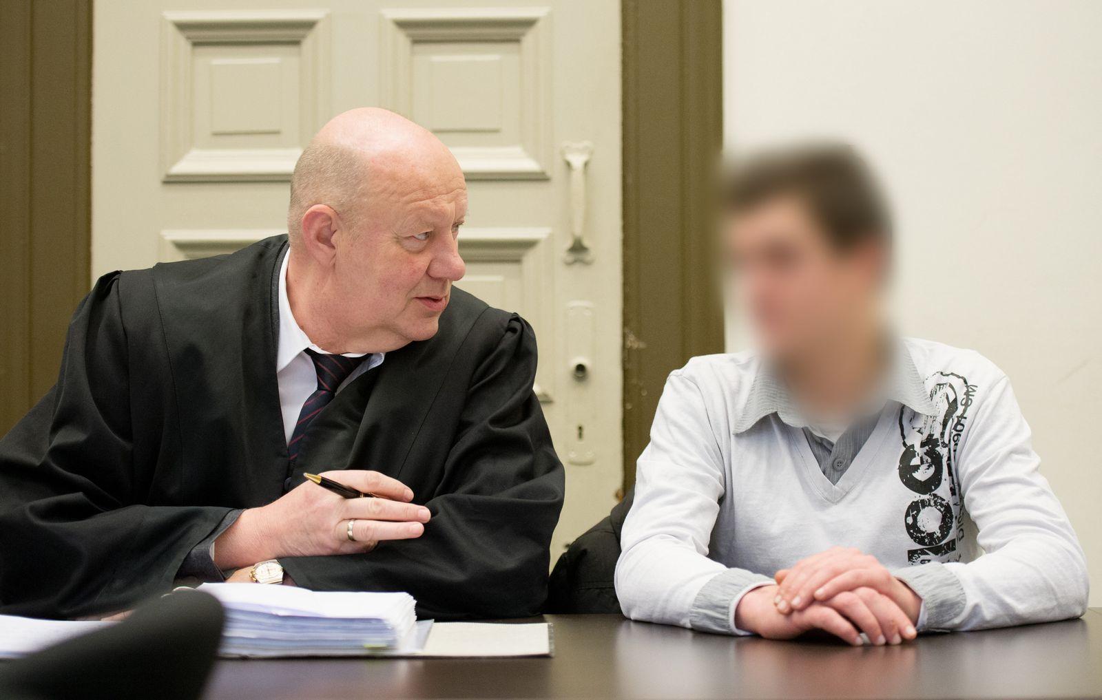 Prozess gegen Stiefvater des Babys Lara Mia