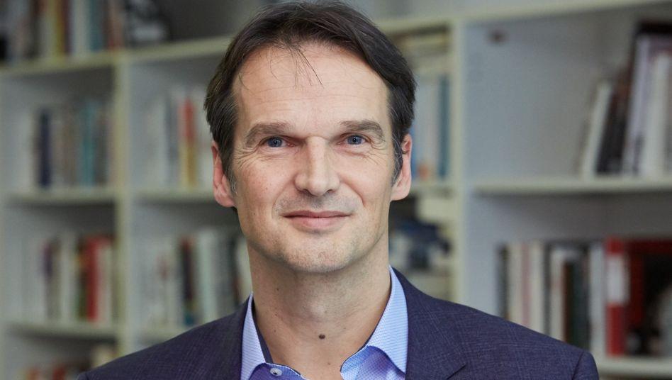 Journalist Klaus Brinkbäumer soll zum MDR wechseln