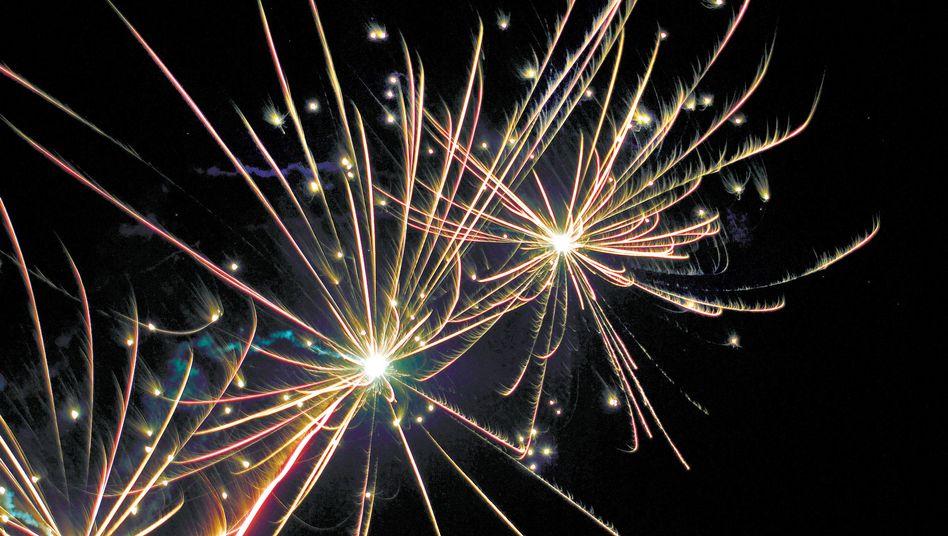 Feuerwerk: 2013 wird das Jahr, in dem wir uns einmischen müssen.