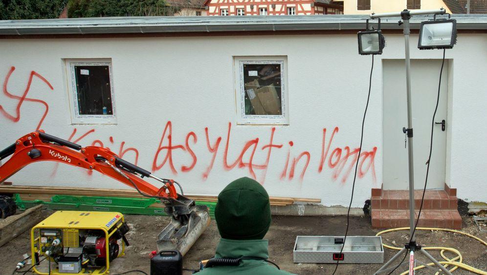 Photo Gallery: Violence against Asylum Seekers