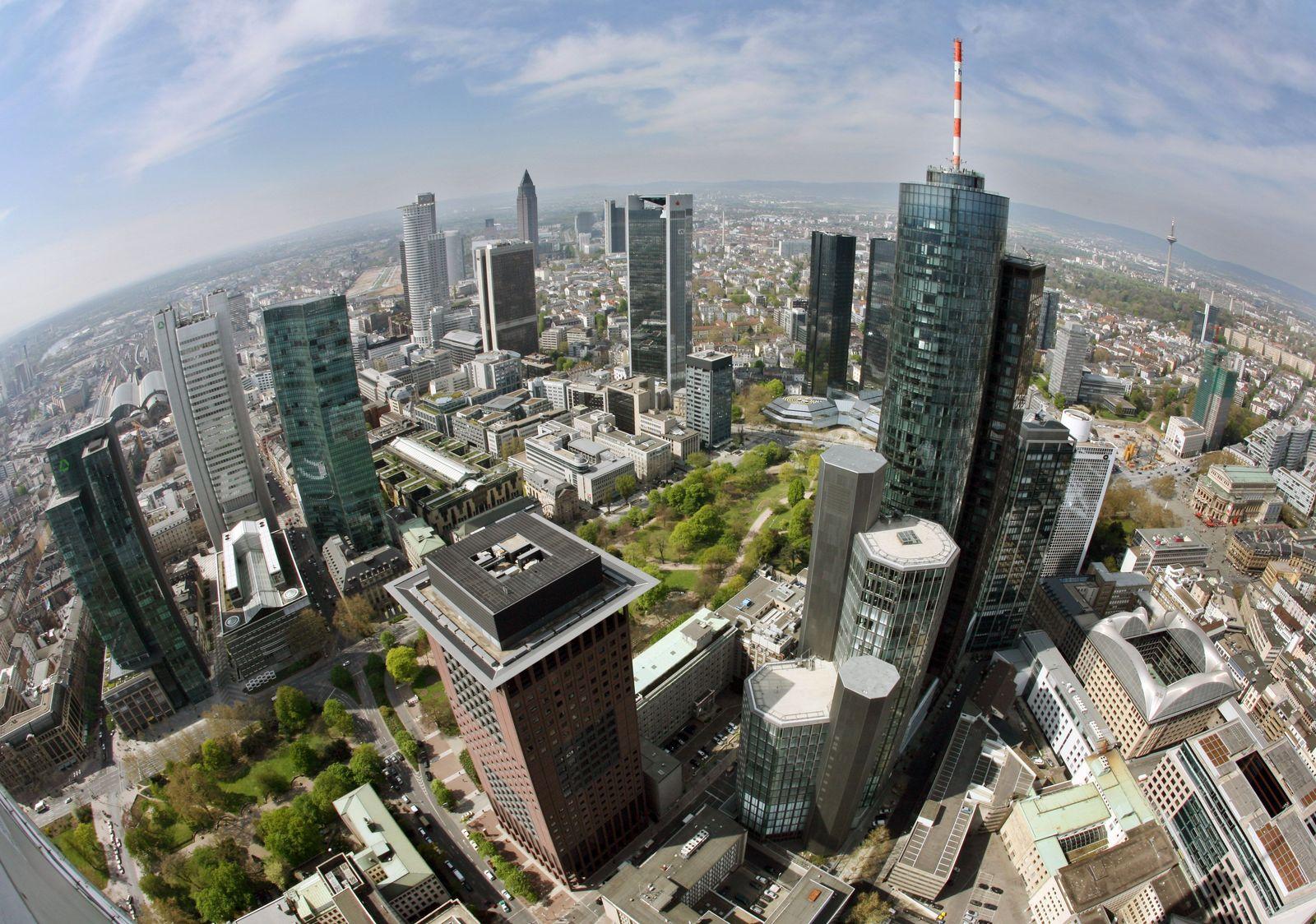 Banken / Frankfurt / Bankenviertel