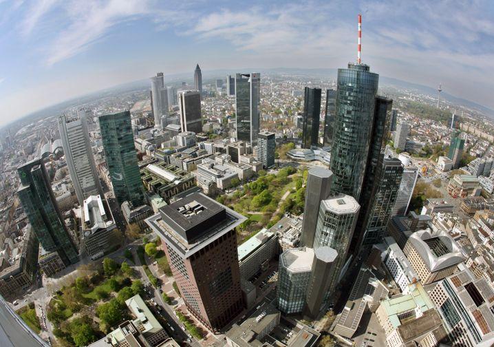 Finanzplatz Frankfurt am Main: Ist die Krise wirklich vorbei?