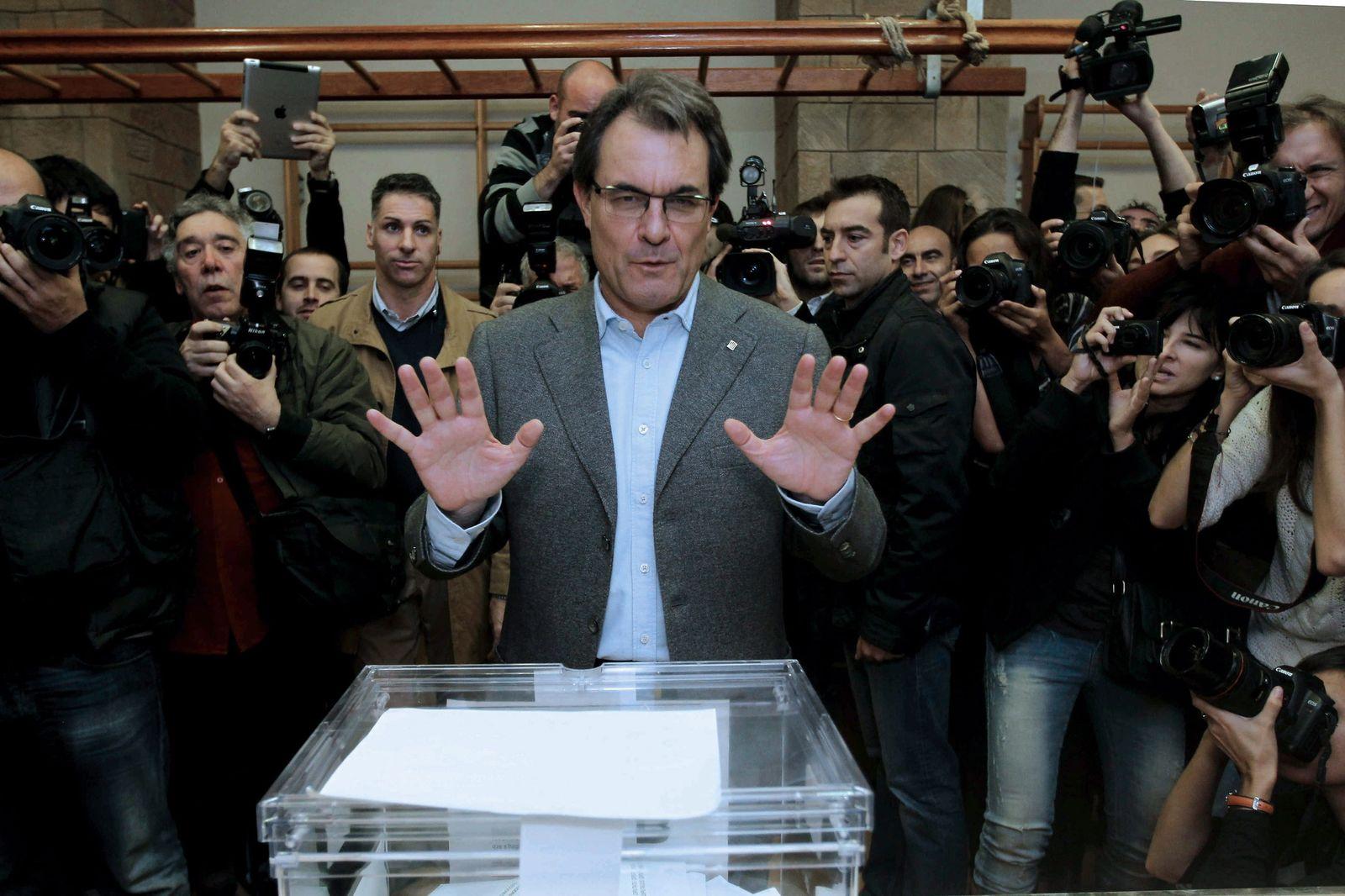 CATALONIAN ELECTION