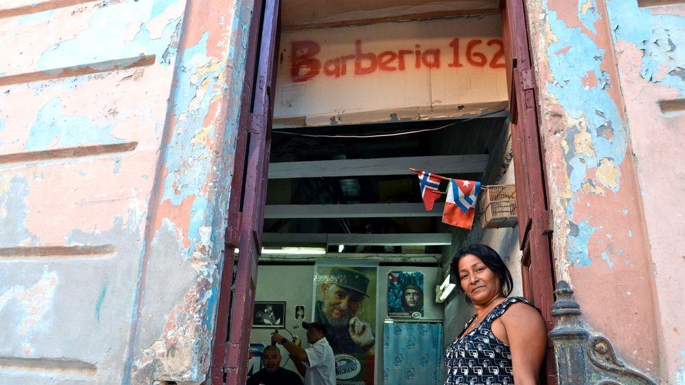 Fotostrecke: Kapitalismus bei den Castros