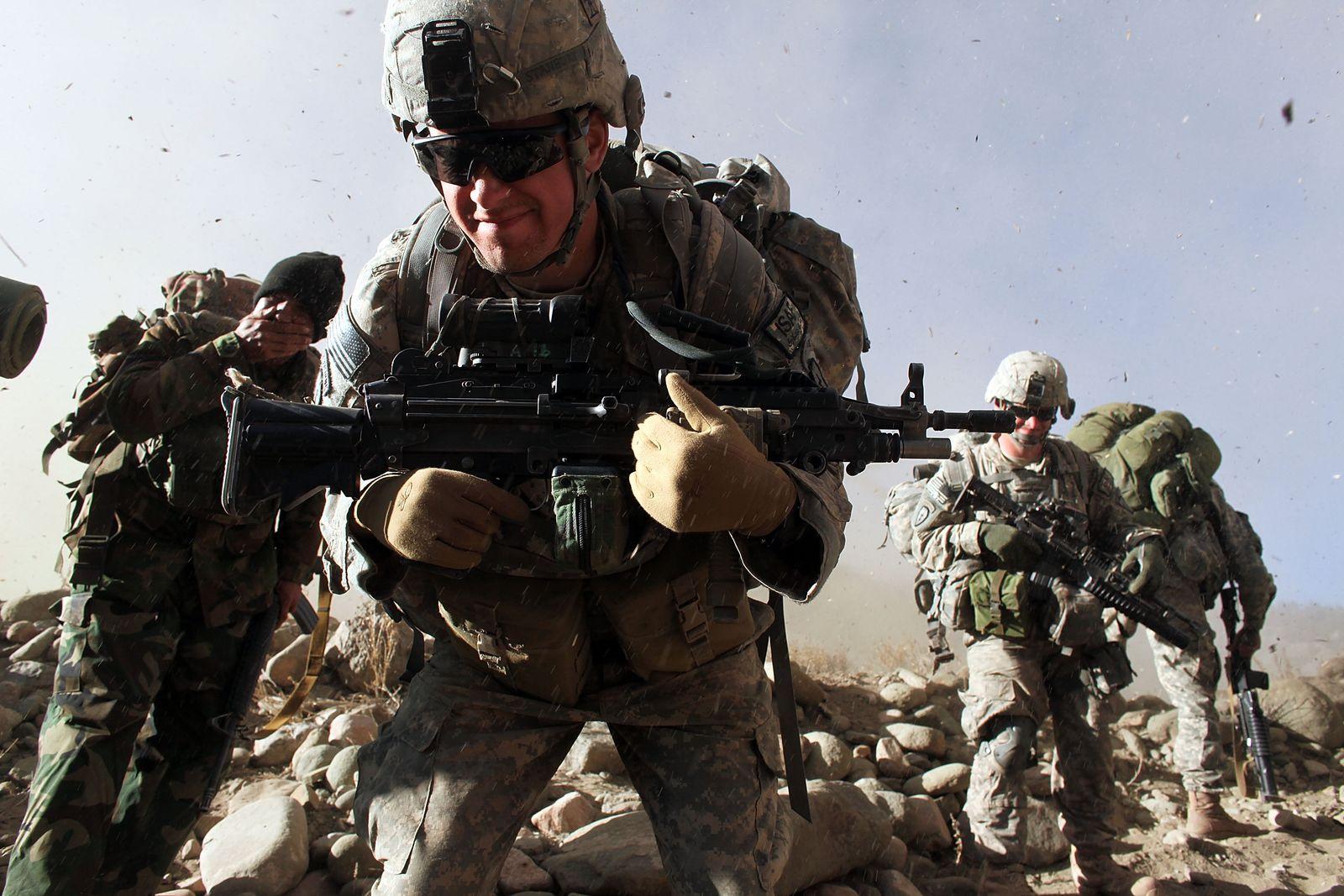 Afganistan US-Armee