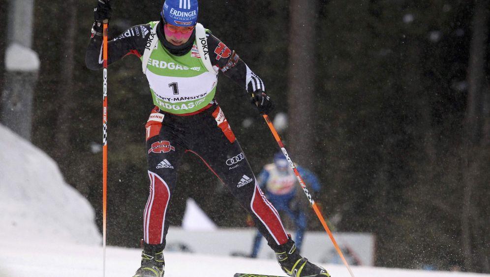 Biathlon-WM: Entscheidung beim letzten Schießen