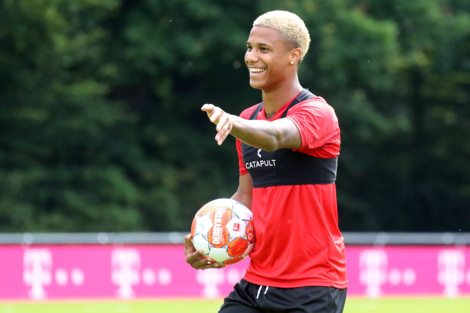 Training 1. FC Köln 1. Fussball Bundesliga Saison 2021 2022 Geißbockheim Köln Deutschland 08.07.2021 Ismail Jakobs (1.