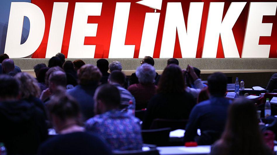 """Linke (Archivbild): """"Verstoß gegen Grundsatzbeschlüsse"""""""