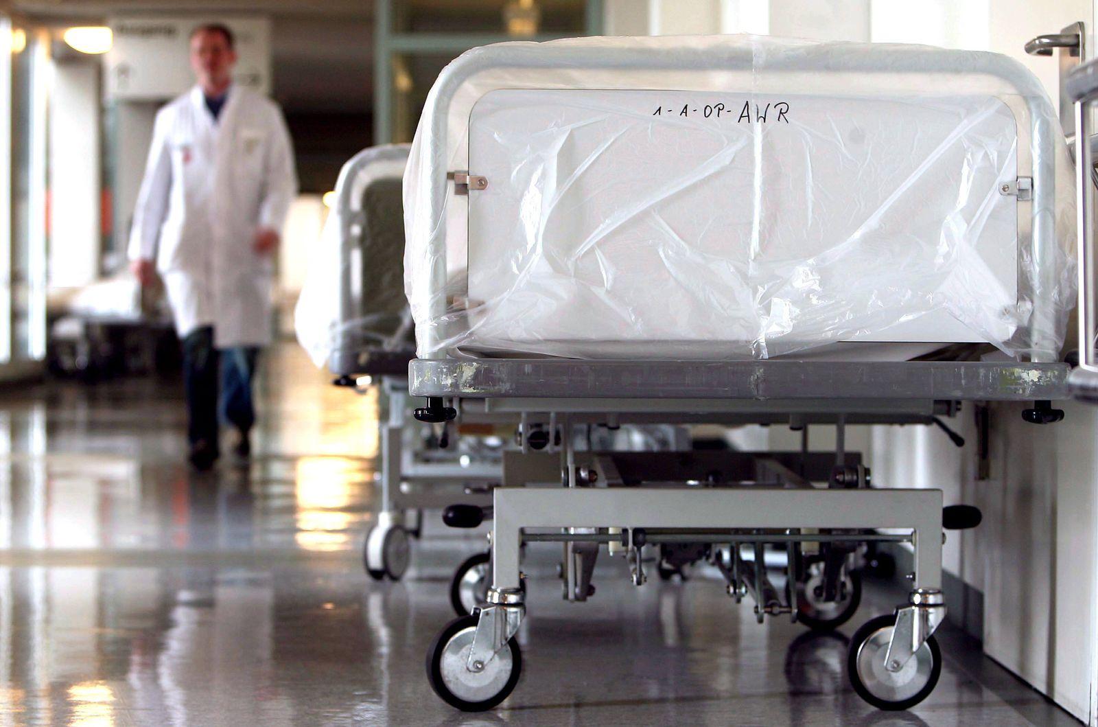 NICHT VERWENDEN Arzt / Krankenhaus