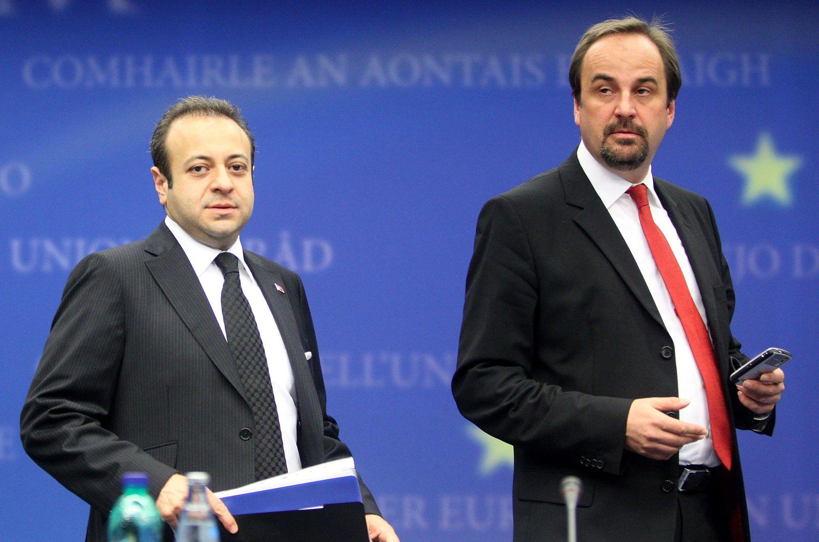 Türkischer Vertreter bei der EU / Egemen Bagis
