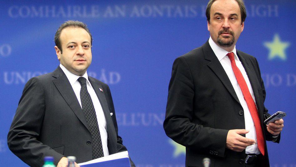 """Türkeis EU-Minister Egemen Bagis: """"Kein vielverheißendes Ende"""""""