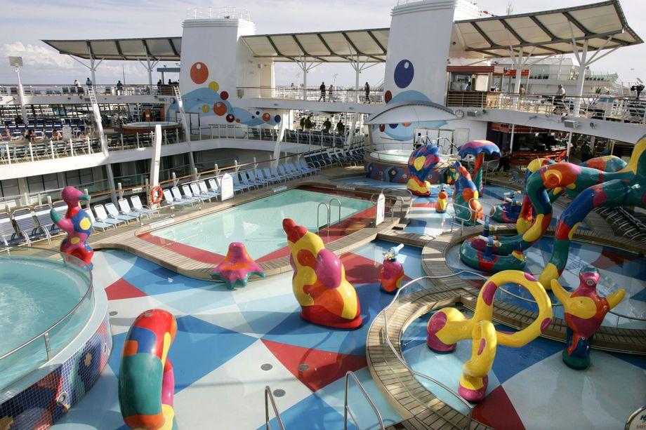 Oasis of the Seas: Kreuzfahrtriese für die Massen - DER SPIEGEL