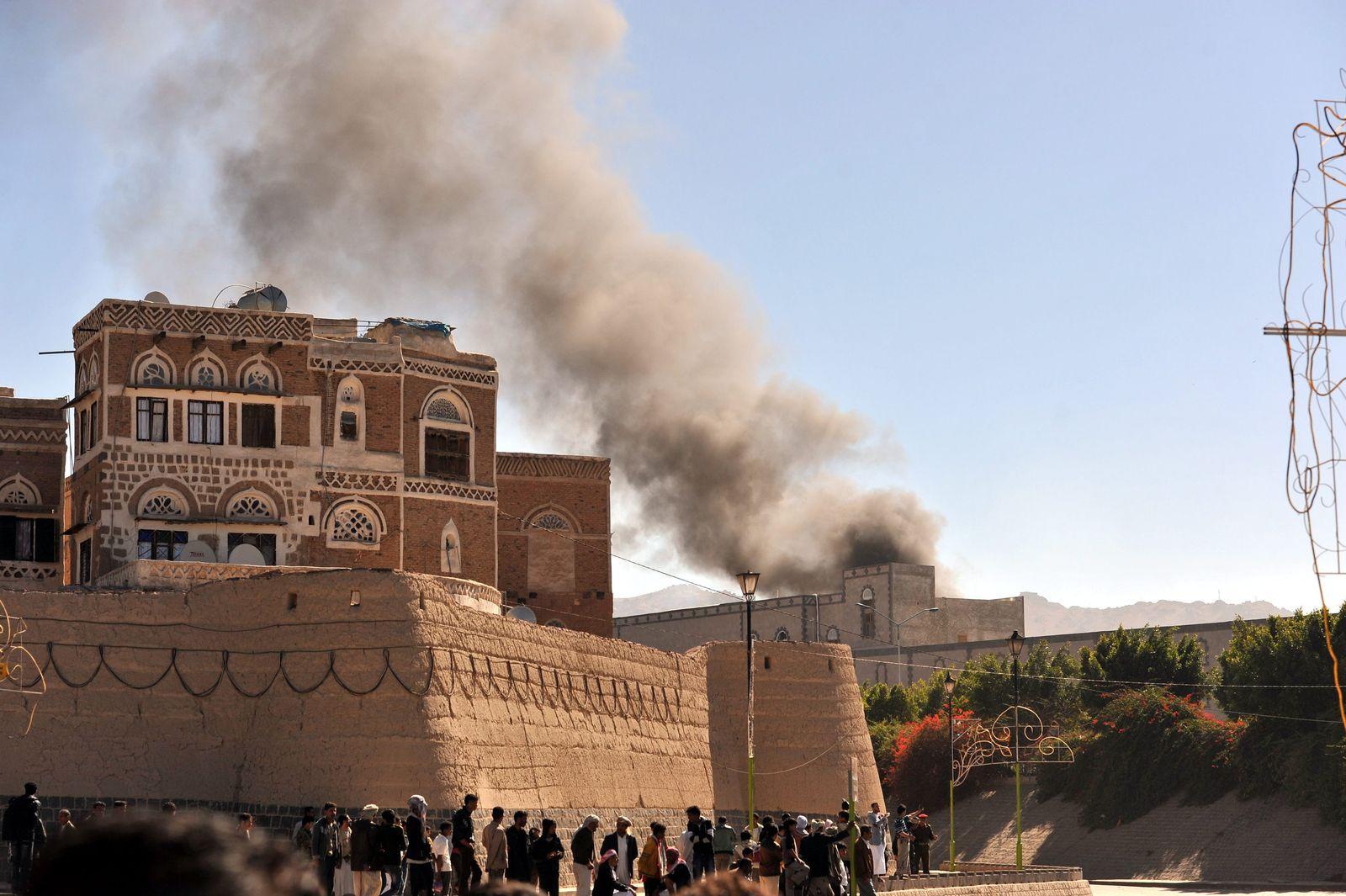 Jemen / Autobombe