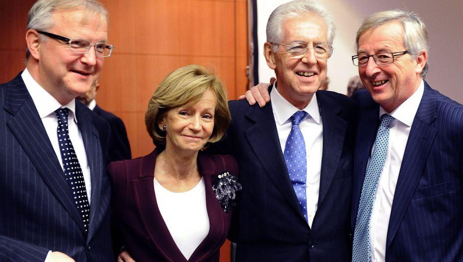 Schuldenkrise: Euro-Minister hoffen auf den IWF