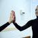 Die gutgelaunte Hijab-Ballerina