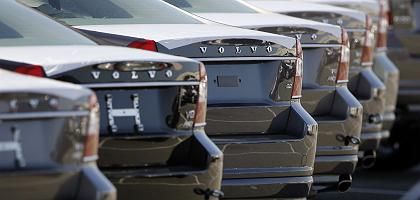 Volvo-Modelle in Göteborg: Ford braucht dringend frisches Kapital